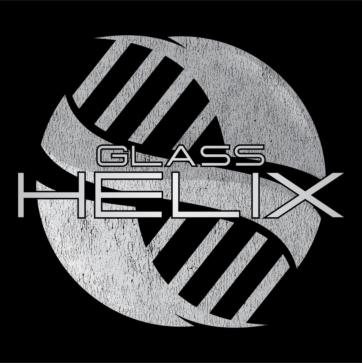 Carré Glass Helix Logo