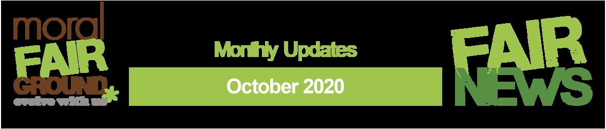 Fair News Monthly Updates October 2020 Banner