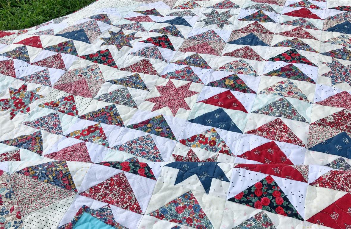 Screenshot 2020-10-14 Riley Blake Designs Project Tour- Liberty Fabrics Winter Flower Show