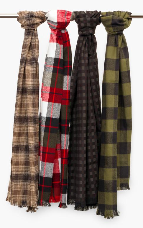 MammothFlannel SimpleScarf