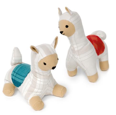 MammothFlannel AlpacaTwins