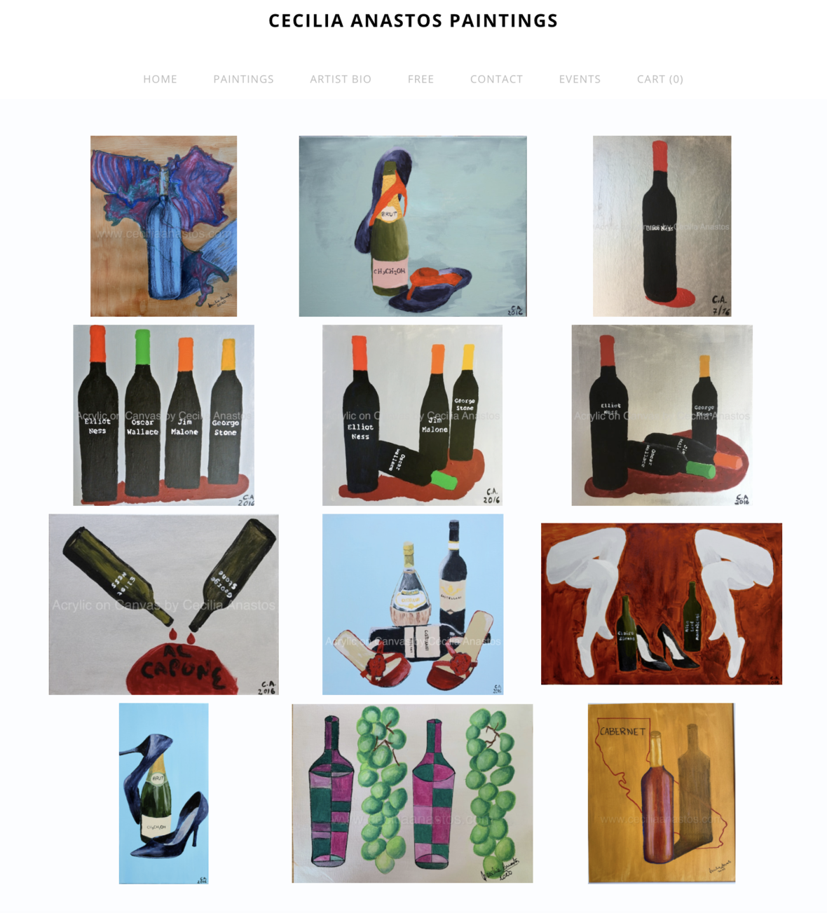WineBottleCollection