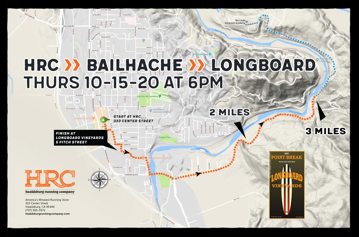hrc bailhache longboard map