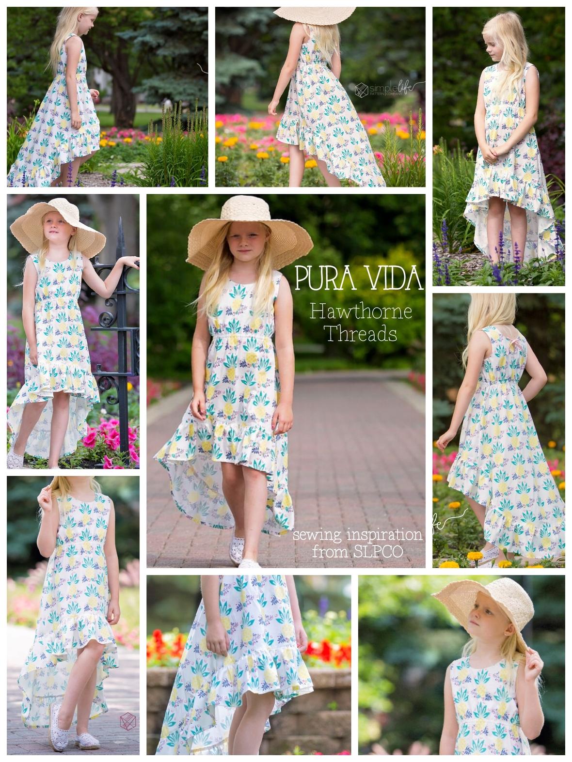 Pura Vida Fabric and Simple Life Pattern Company