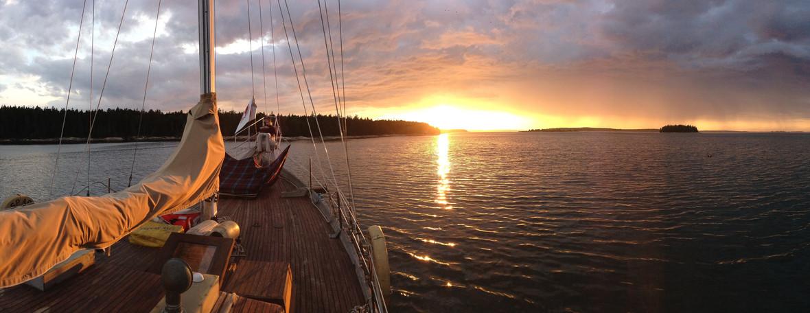 Aliento sunset