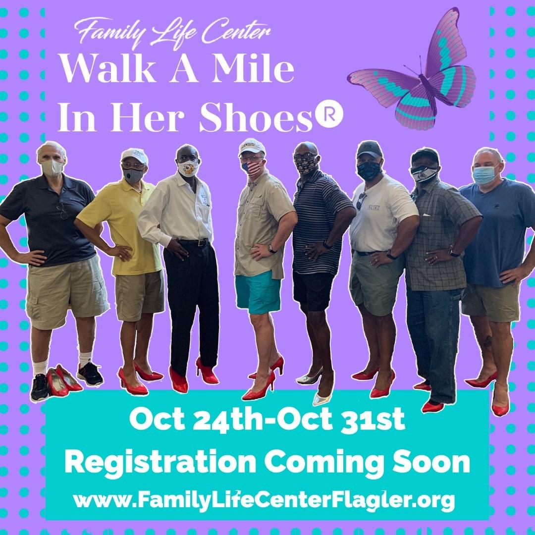 family life center walk a mile