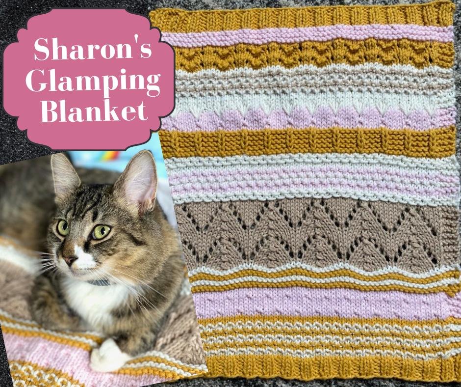 Sharon s GlampingBlanket