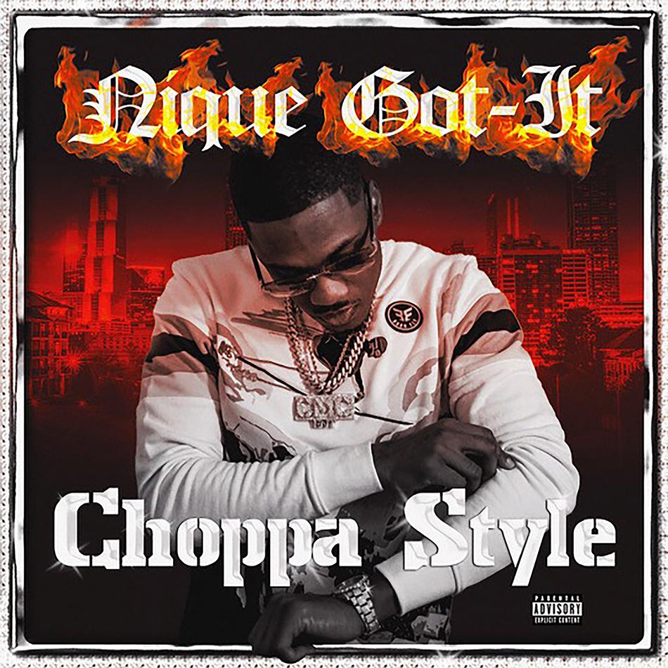 Choppa Style Front