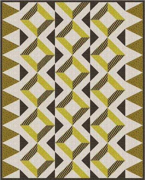 Robert kaufman paseo mountain- quilt pattern2