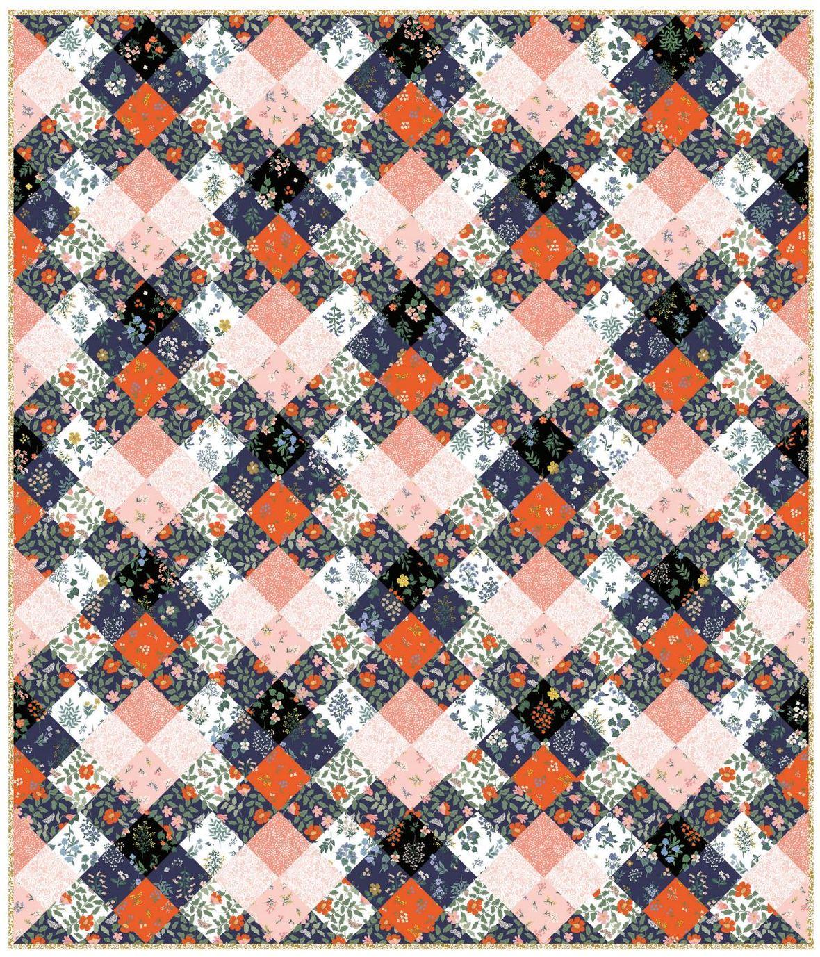 Catalog Strawberry Fields Quilt 2