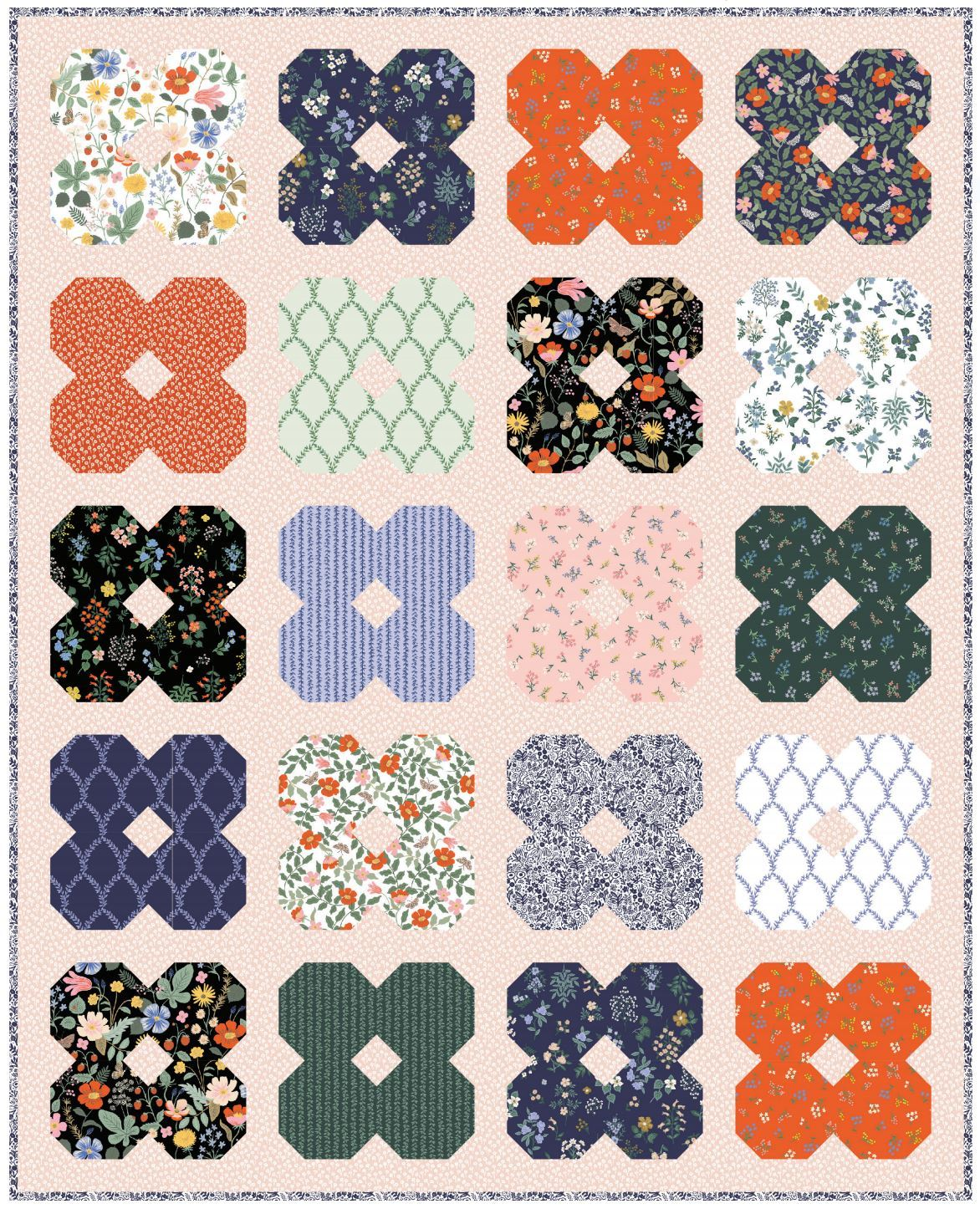 Catalog Strawberry Fields Quilt 3