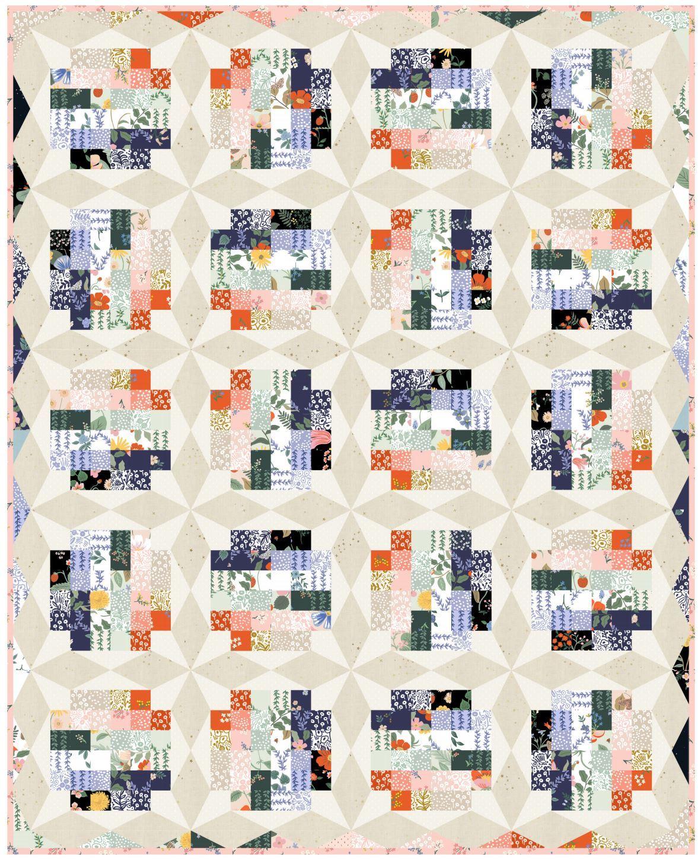 Catalog Strawberry Fields Quilt 4