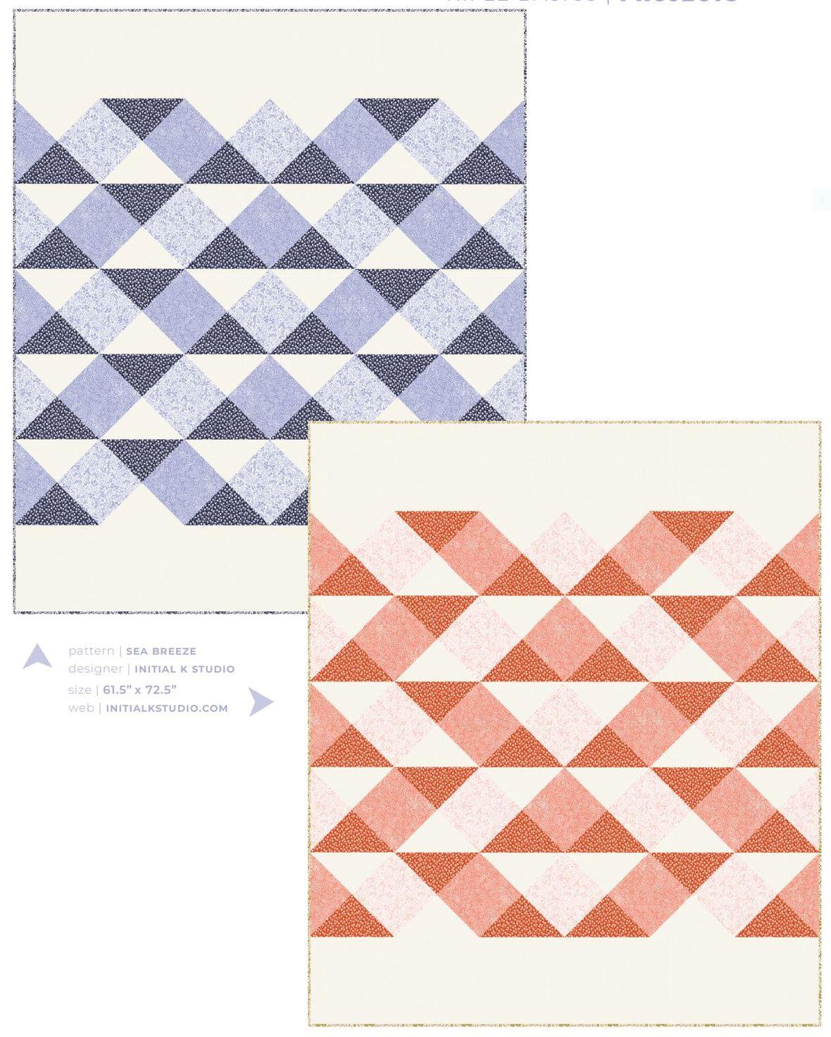 Catalog Basics Quilt 2 and 3