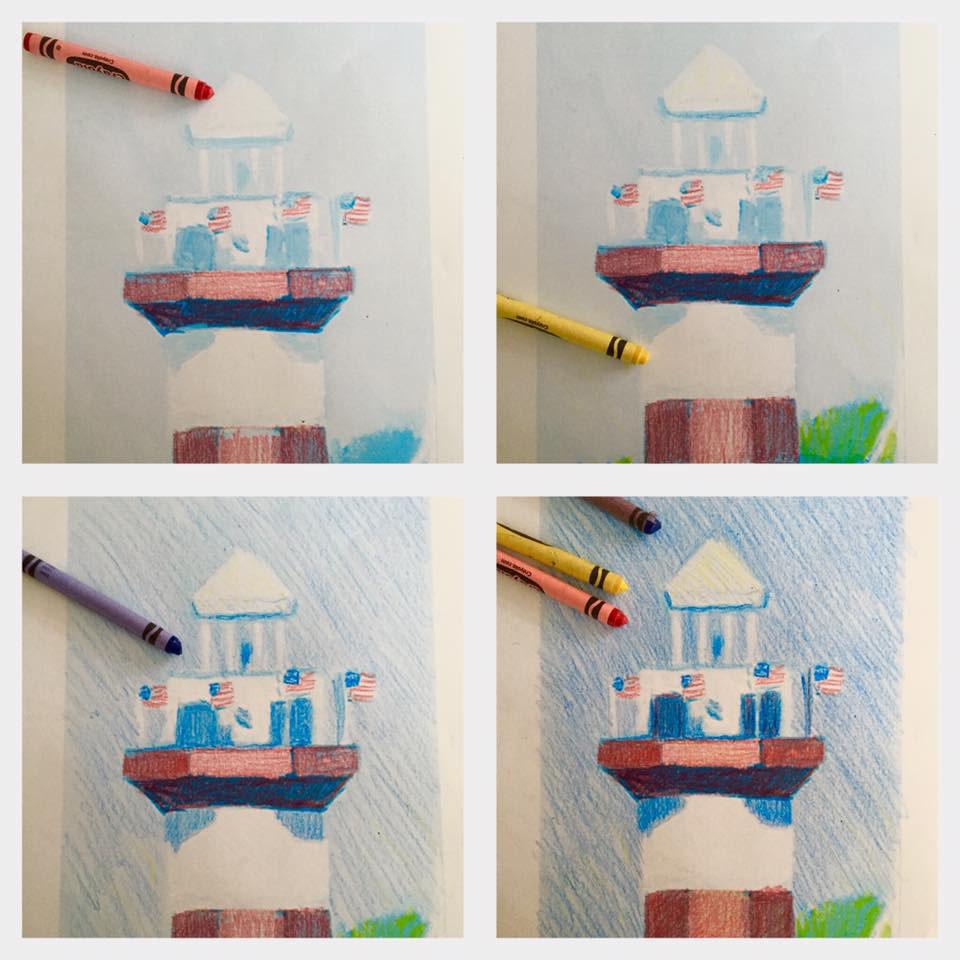 Lighthouse demo 1