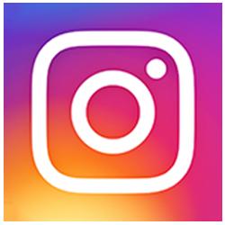instagram white background logo