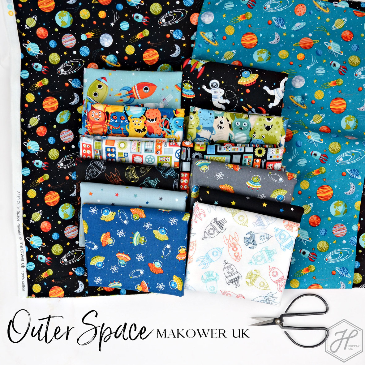 Outer-Space-Fabric-Makower-UK-for-Andover-at-Hawthorne-Supply-Co