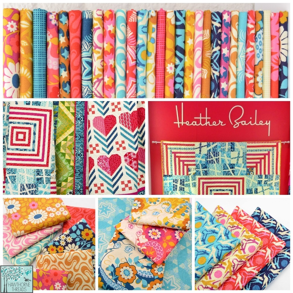 Hello Love Fabric Poster