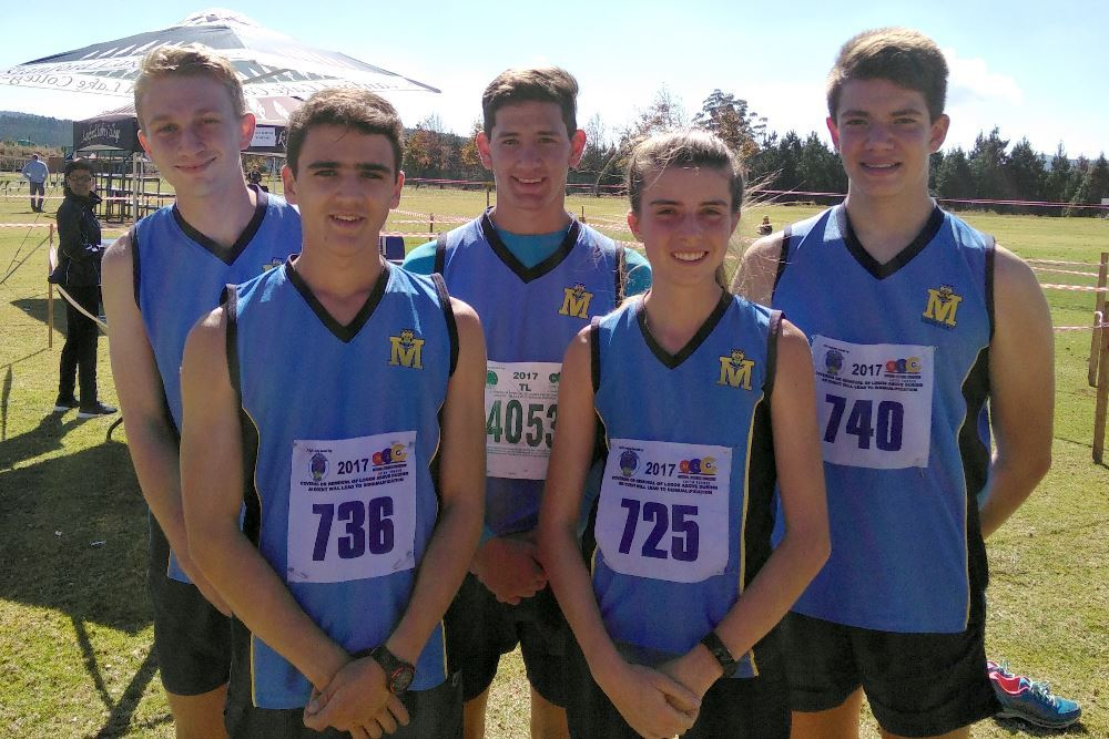 Cross Country League 4 3