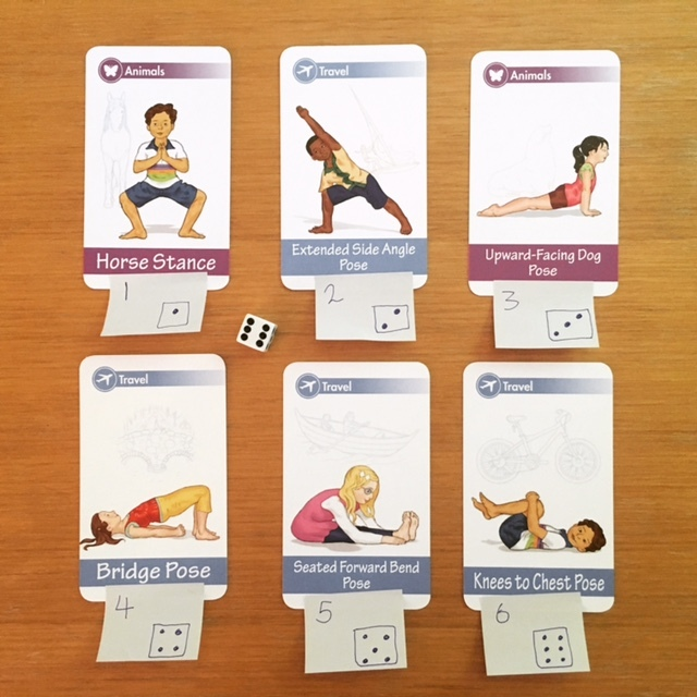 It's just a graphic of Printable Yoga Poses for Preschoolers inside flexibility strength yoga