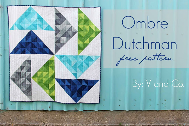 dutchman simply style ombre quilt 1