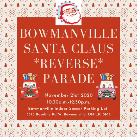 BowmanvilleSantaparade2020
