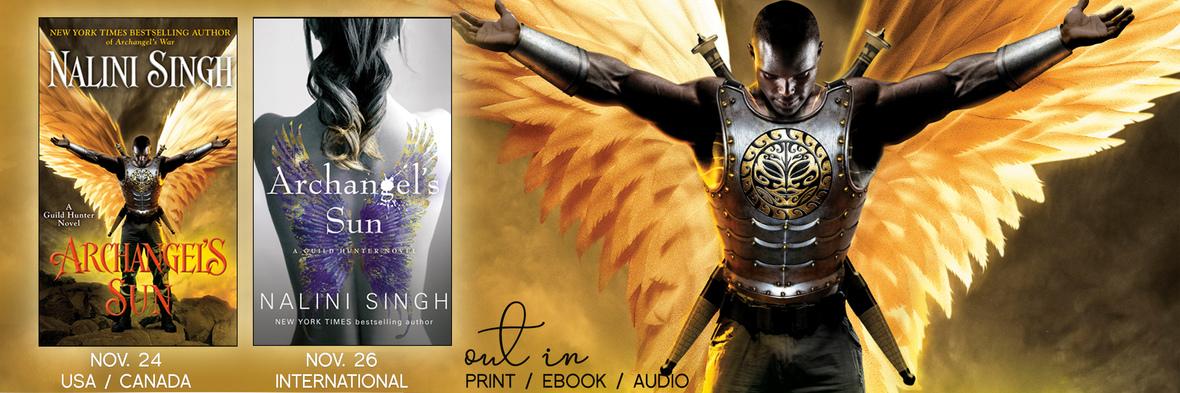 Archangel s Sun Newsletter Header