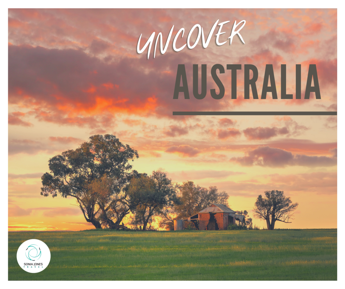 uncover australia