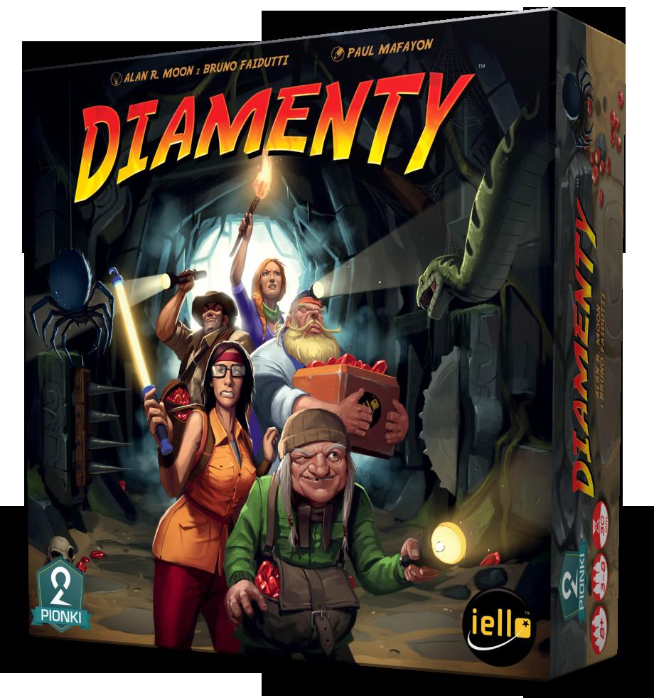 DIAMENTY 3d box