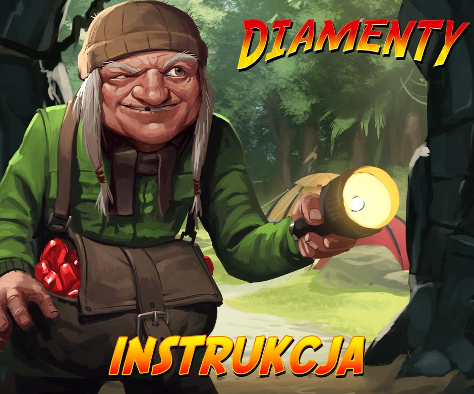 Diamenty FB INSTRUKCJA