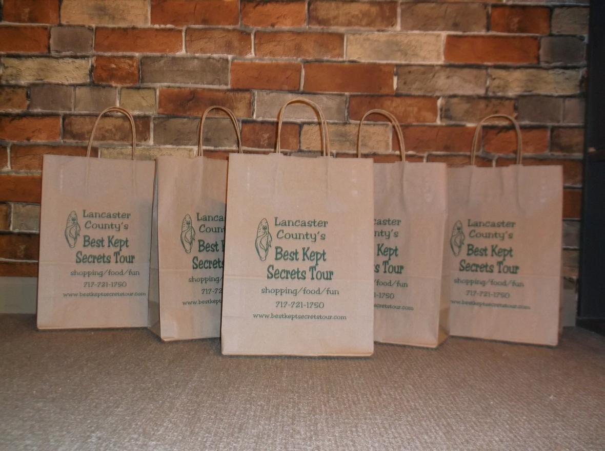 Lancaster tour bags