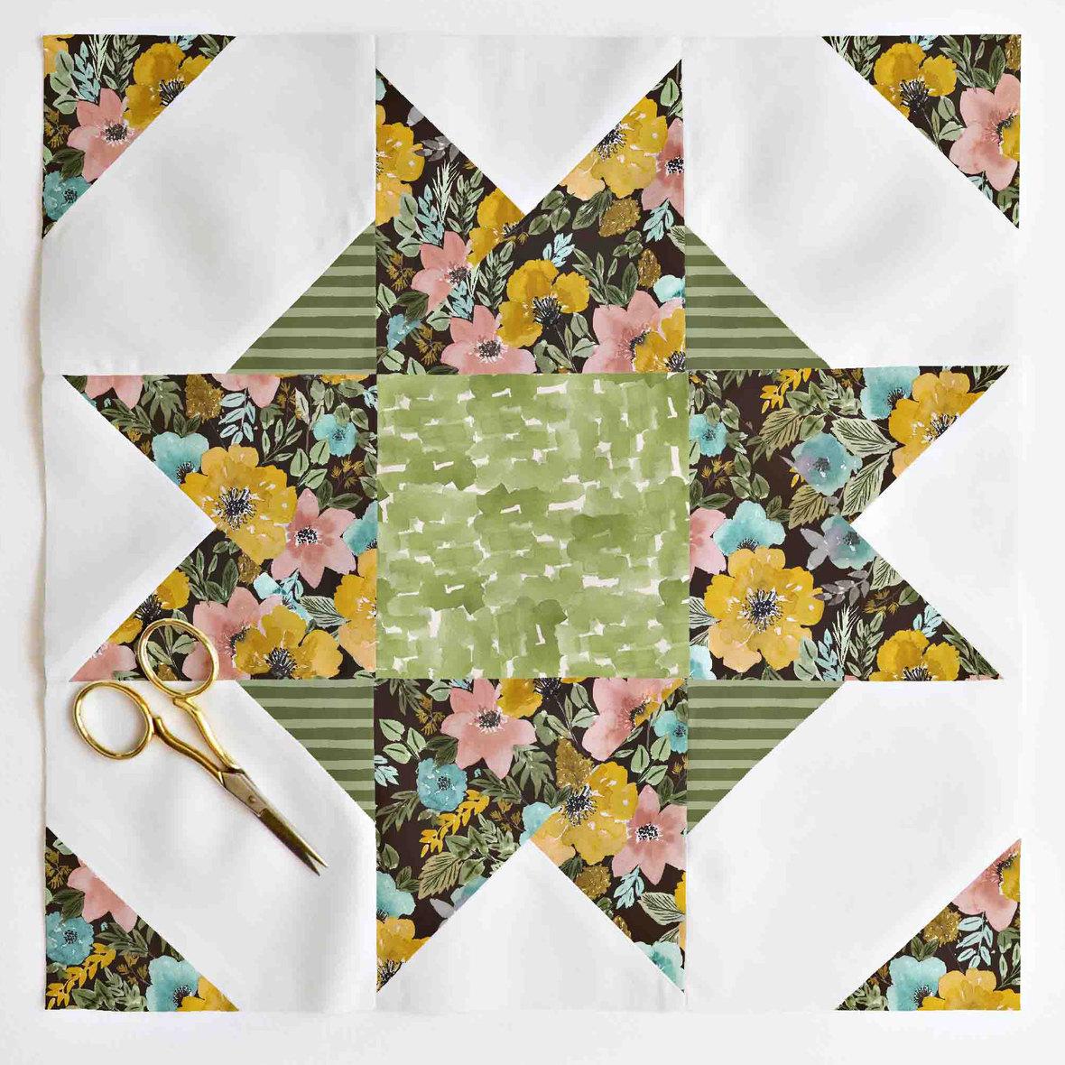 compass-star-quilt-block-7