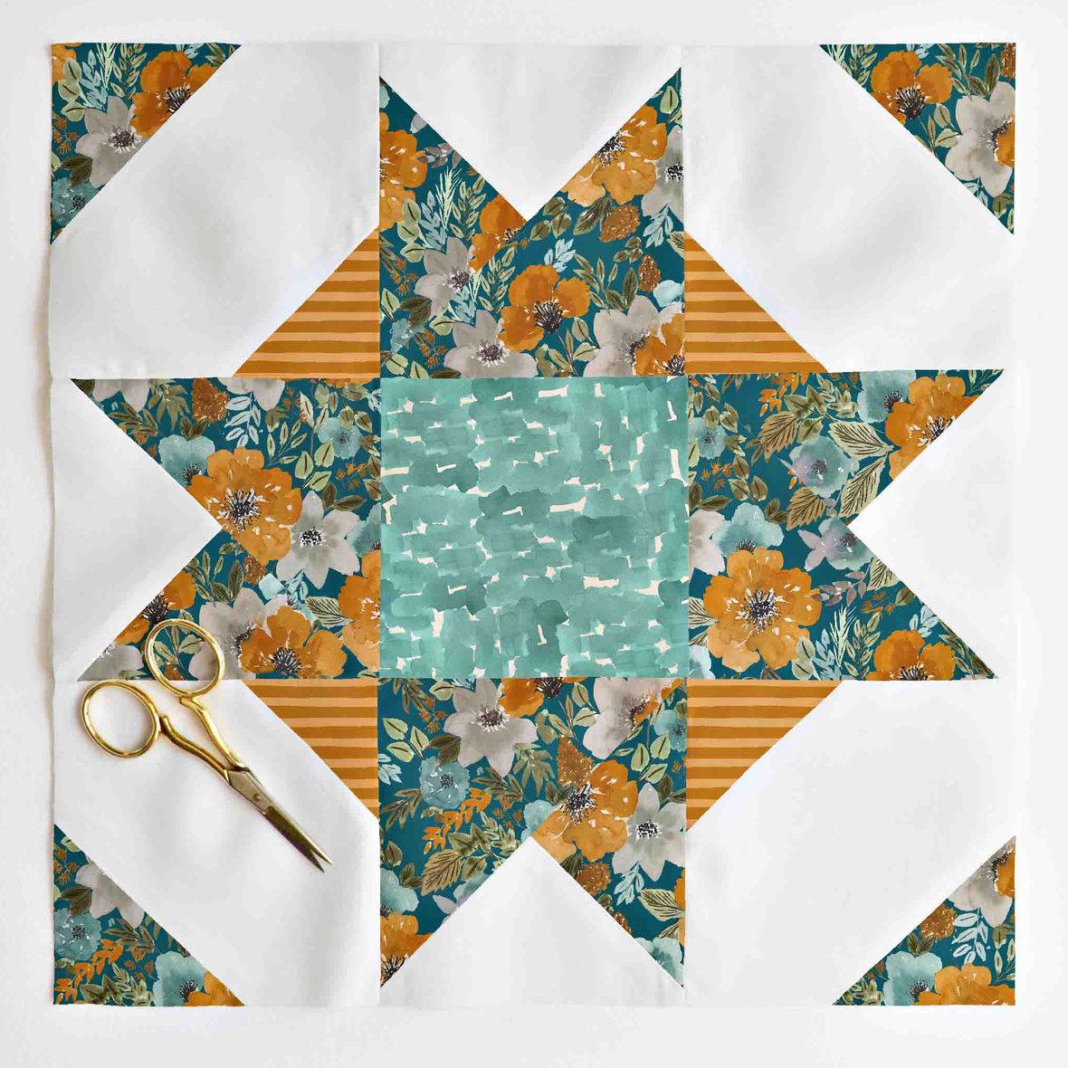 compass-star-quilt-block-8