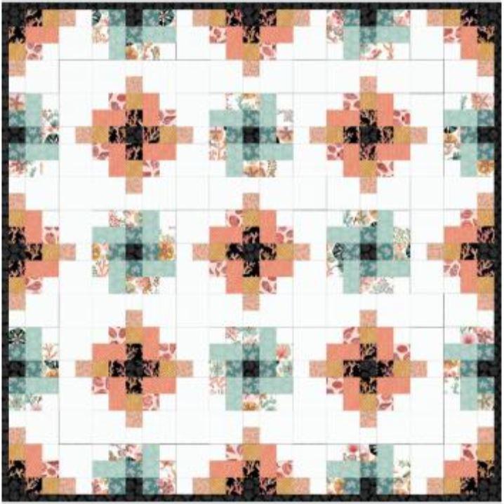 Sea Botanica Quilt 3