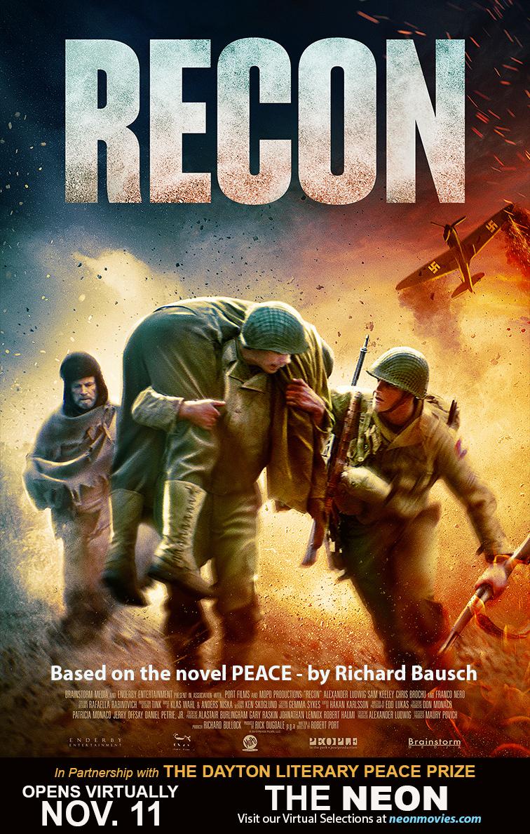 RECON Neon Poster