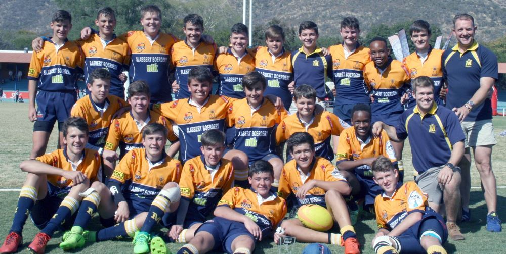 Merensky o.15 rugby