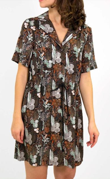 Rayon Reeta Dress by Named Clothing