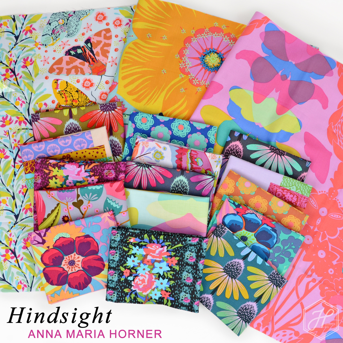 Hindsignt fabric collection anna maria horner at hawthorne supply co