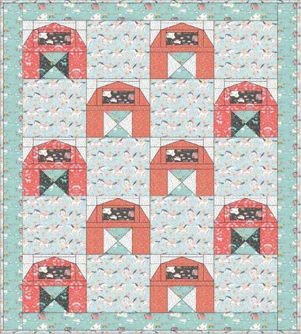 blendfabrics-free quilt pattern