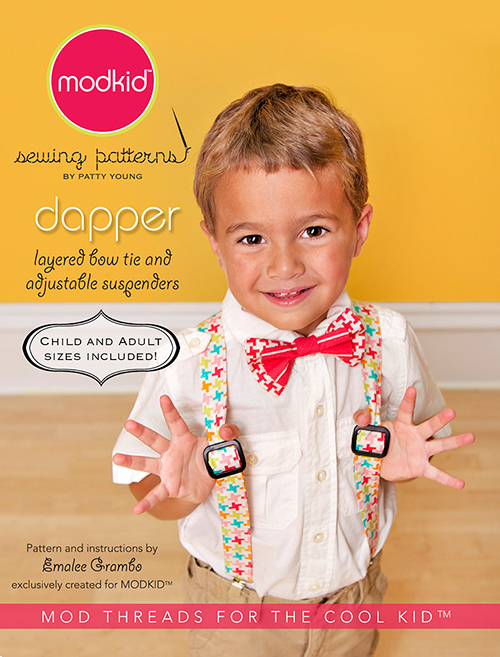 patty young dapper sewing pattern