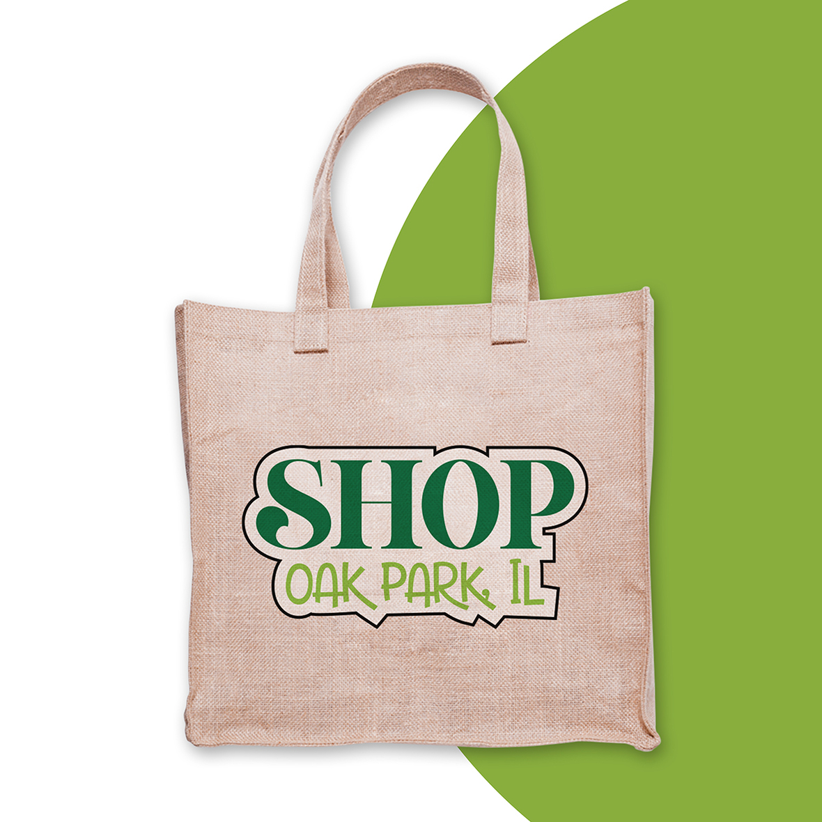 shop oak park bag