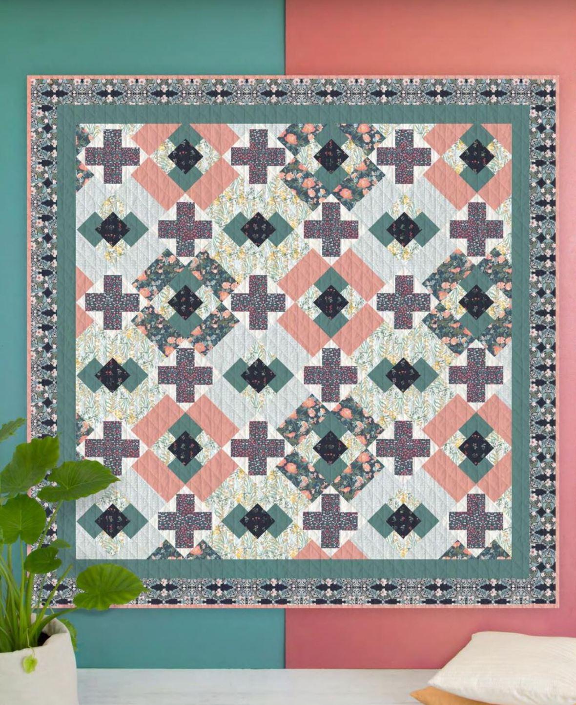 Free Quilt Pattern 2