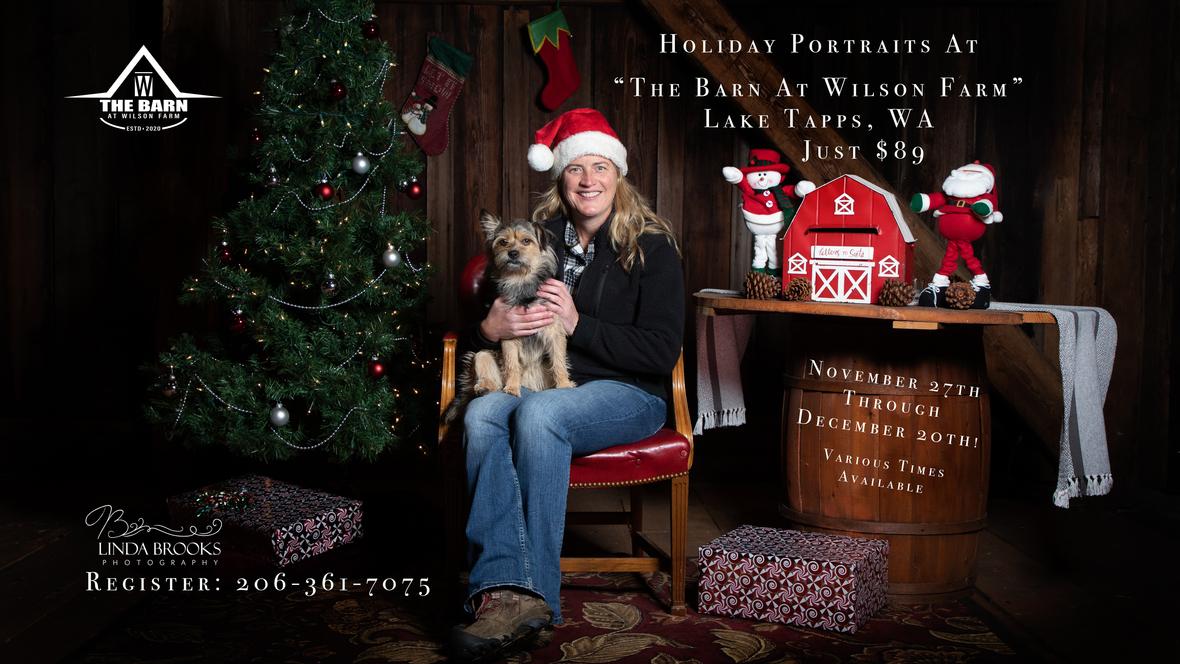 Holiday Portraits FB1