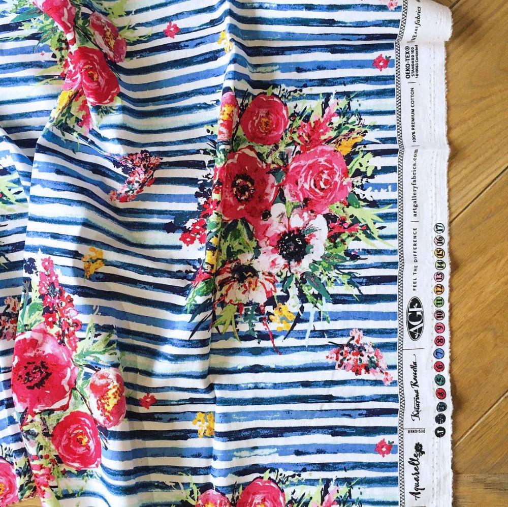 Aquarelle-fabric-stripe