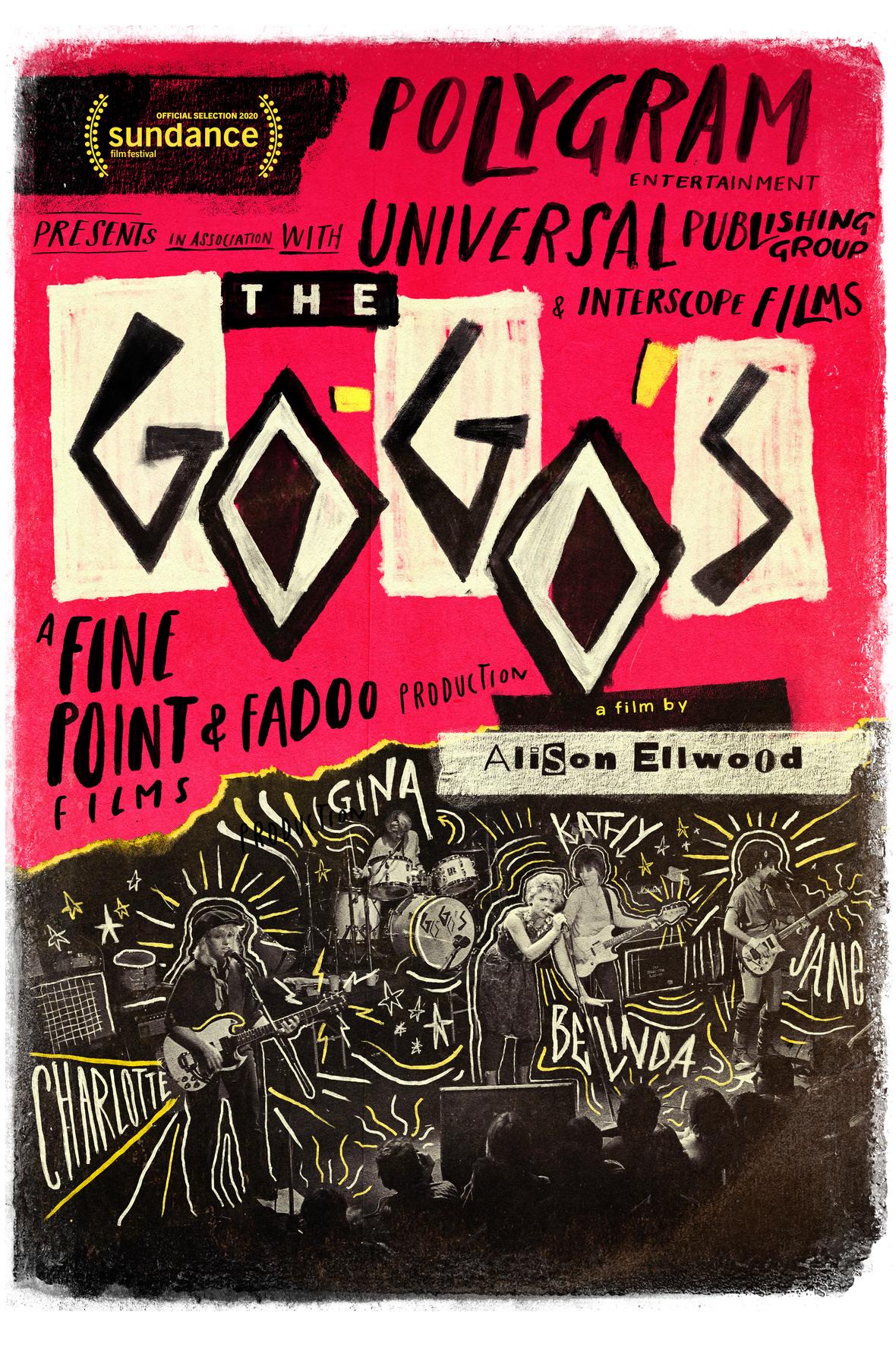 GO-GOs film cover