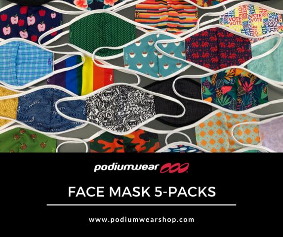 Podiumwear NICA 5-Pack Facebook