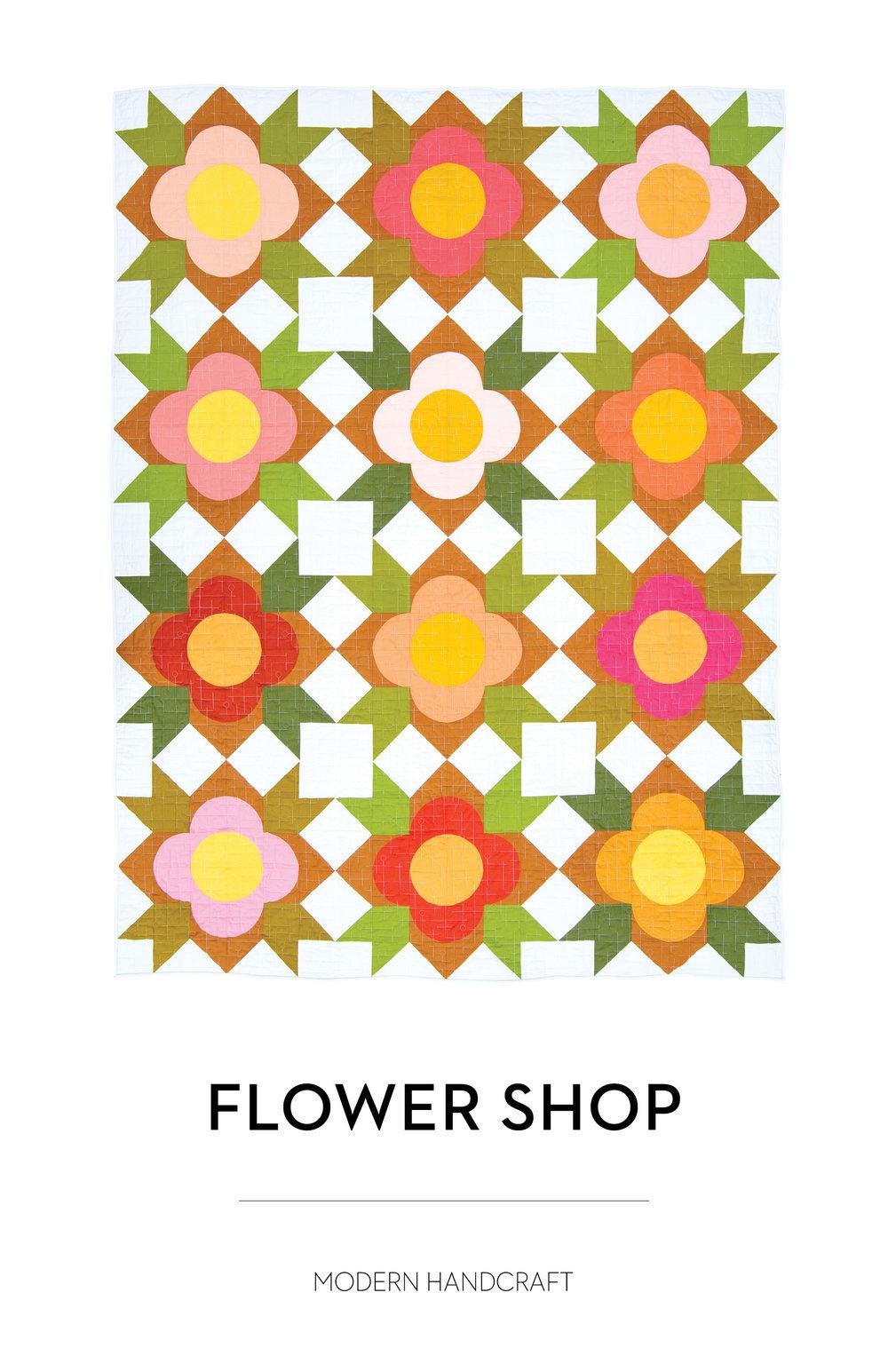 Flower Shop Print 01  1