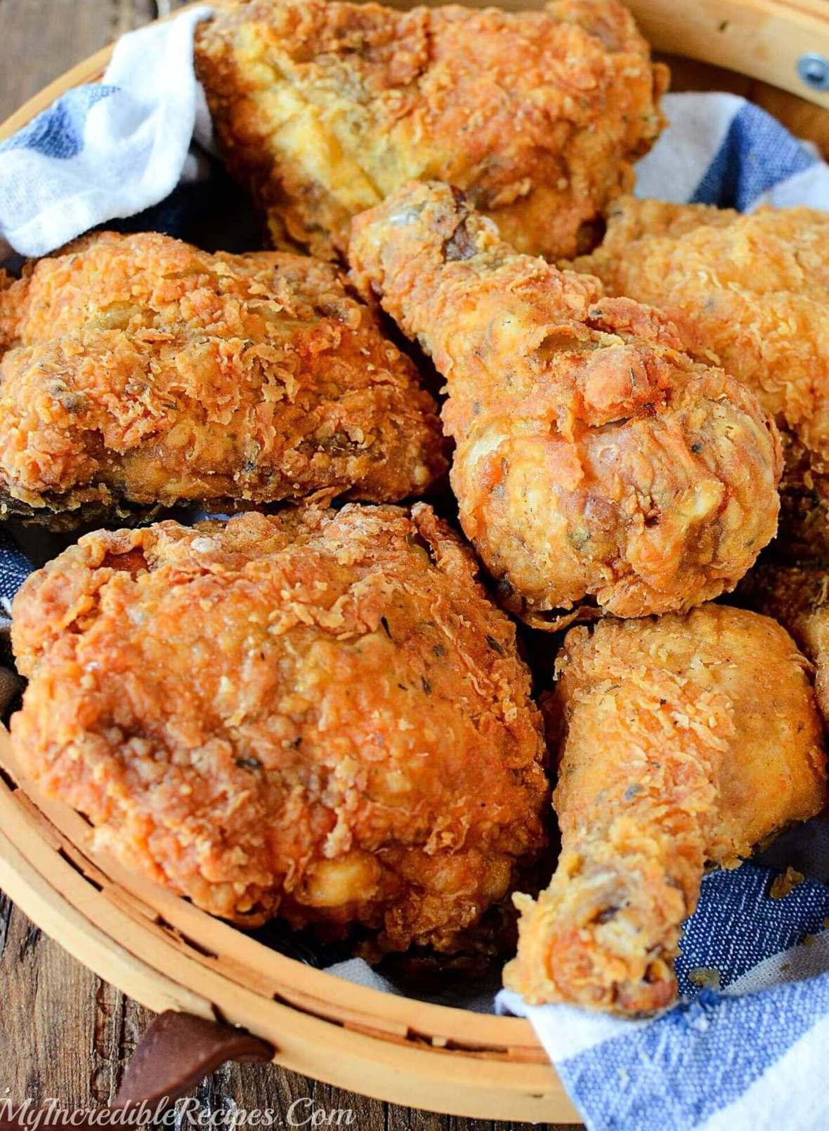 Southern KFC Secret Fried Chicken + 6 Copycat Recipes
