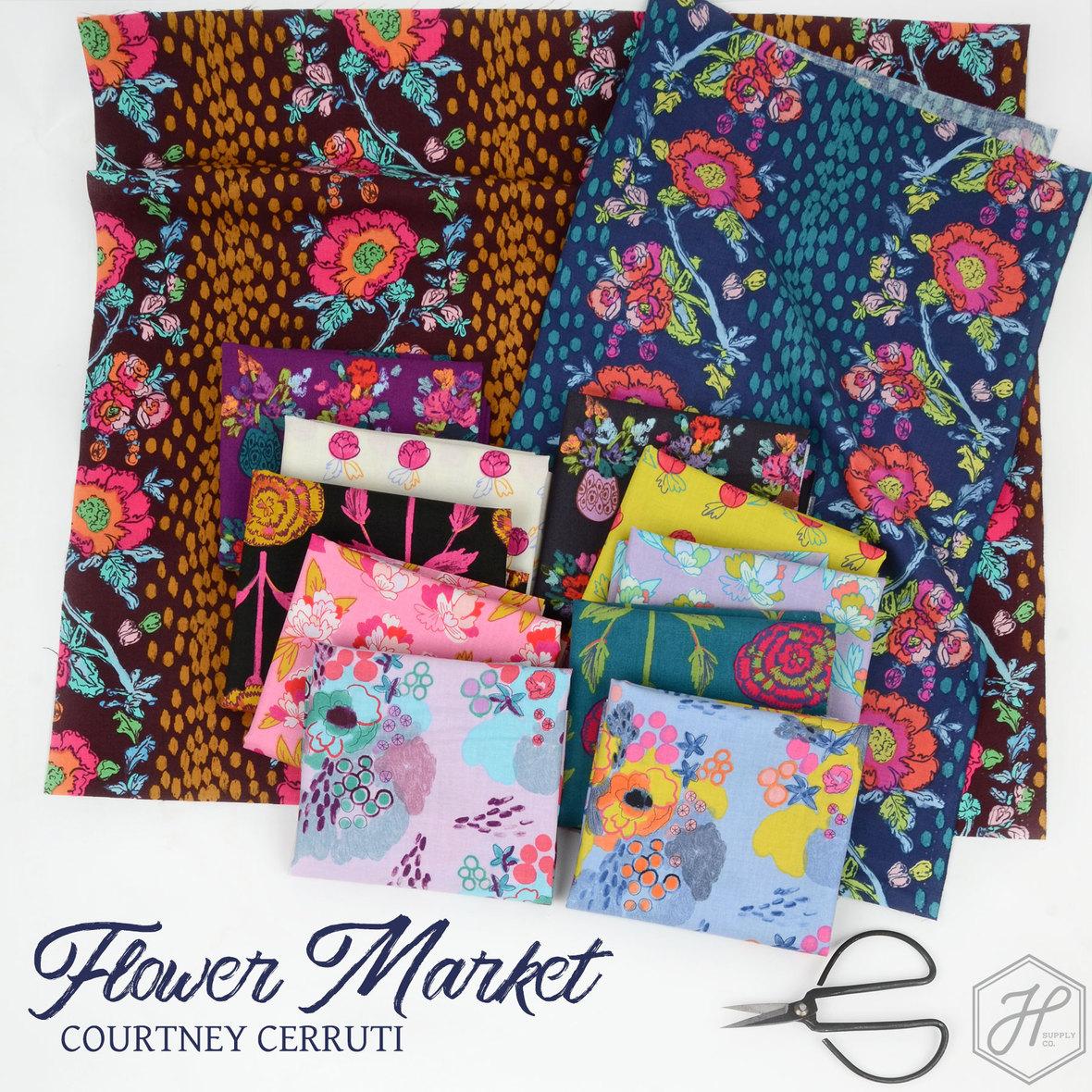 Flower Market Free Spirit Courtney Cerruti at Hawthorne Supply Co