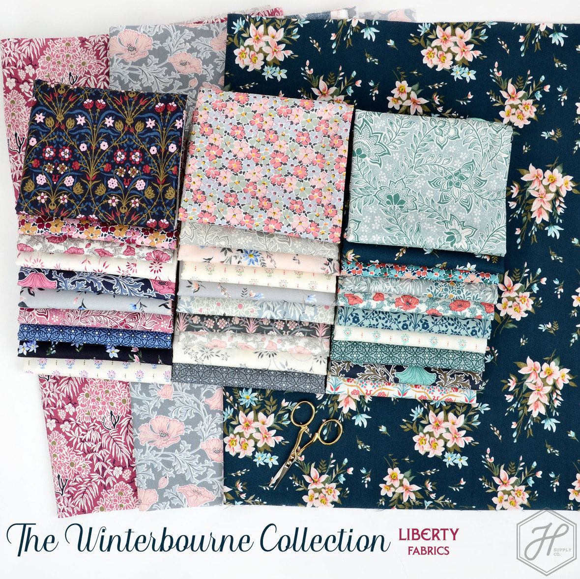 The-Winterbourne-collection-Liberty-of-London-for-Riley-Blake-at-Hawthorne-Supply-Co