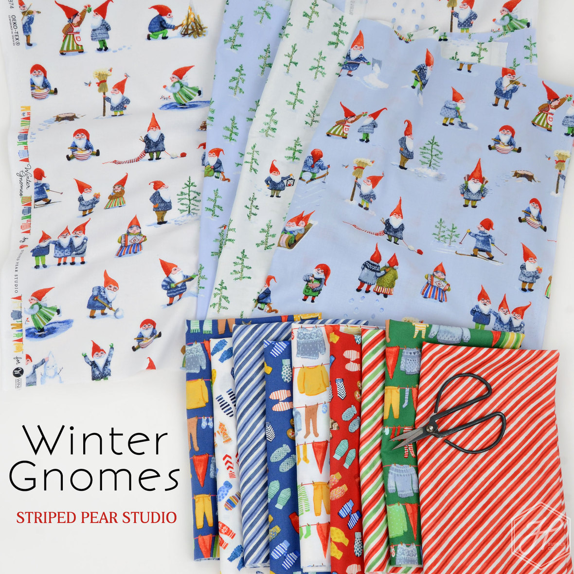 Winter-Gnomes-Fabric-Striped-Pear-Studio-for-Windham-at-Hawthorne-Supply-Co